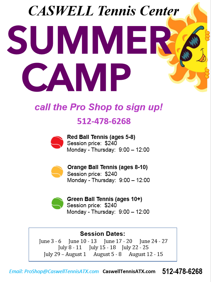 Caswell Summer Camps