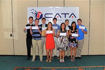 2010 CATA Junior Banquet: Image #6