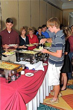 2010 CATA Junior Banquet: Image #7