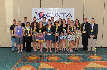 2010 CATA Junior Banquet: Image #26