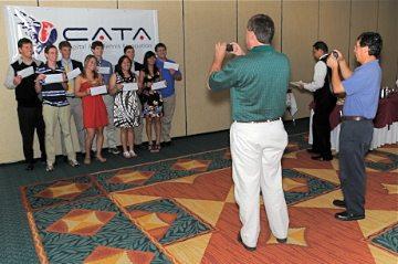 2010 CATA Junior Banquet: Image #15
