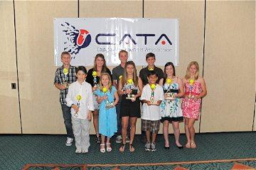 2010 CATA Junior Banquet: Image #73