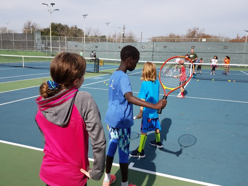 Family Tennis Play Days: Image #4