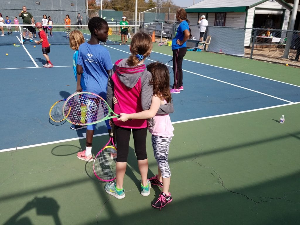 Family Tennis Play Days: Image #2