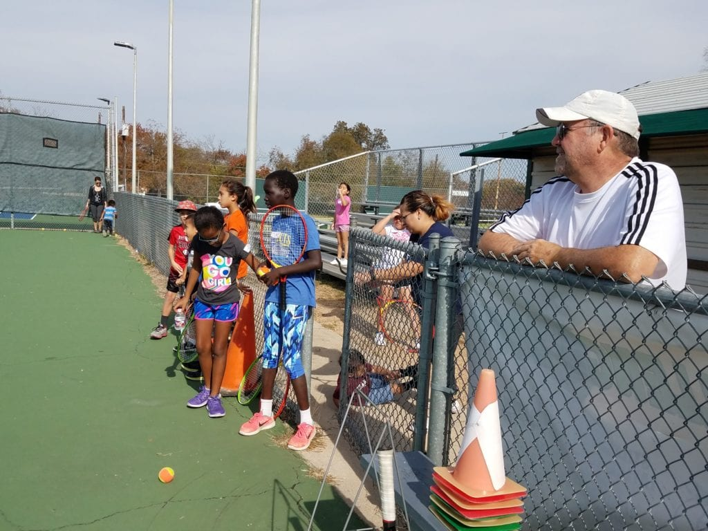 Family Tennis Play Days: Image #1