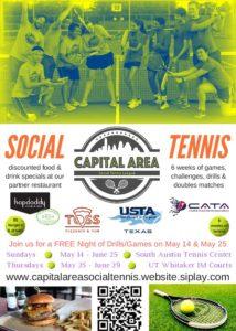 Social Tennis @ UT-Whitaker   Austin   Texas   United States