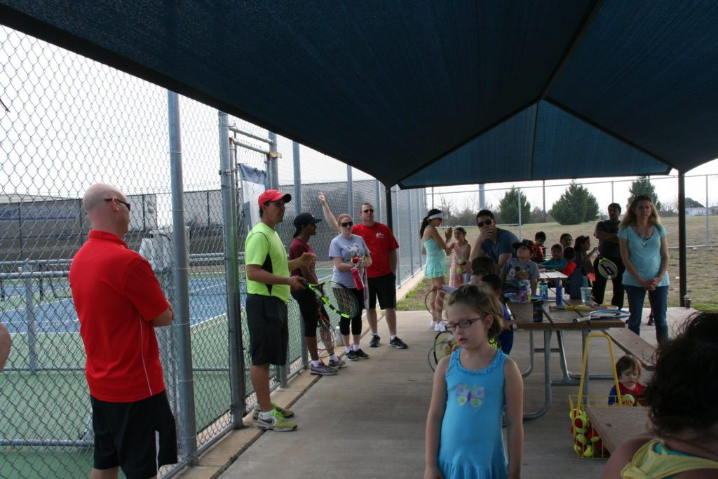 Family Tennis Play Days: Image #11