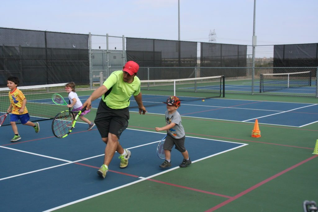 Family Tennis Play Days: Image #12