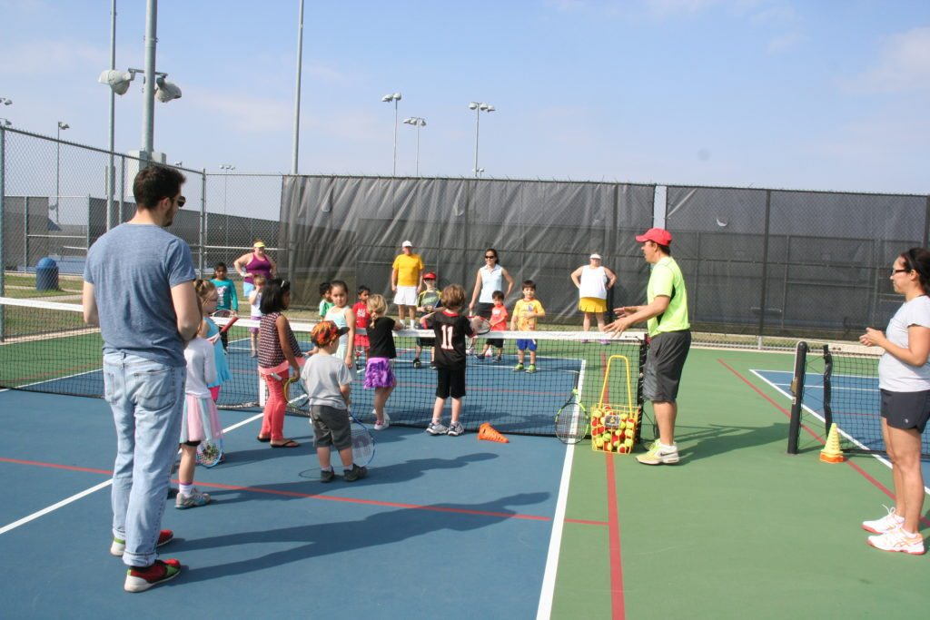 Family Tennis Play Days: Image #10