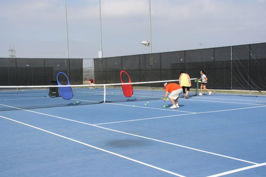 Family Tennis Play Days: Image #7