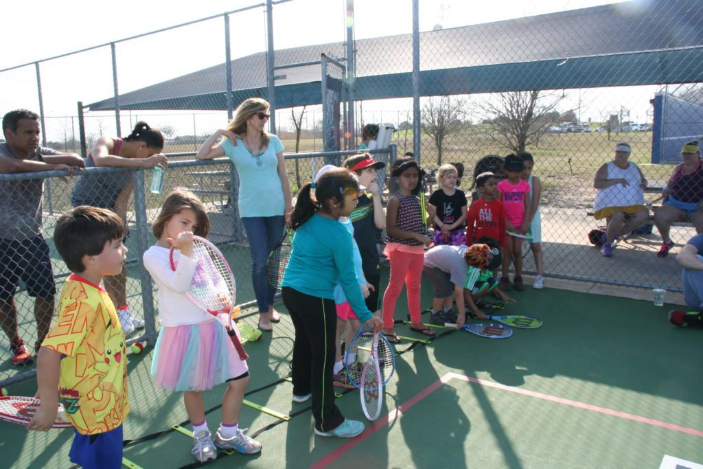 Family Tennis Play Days: Image #5