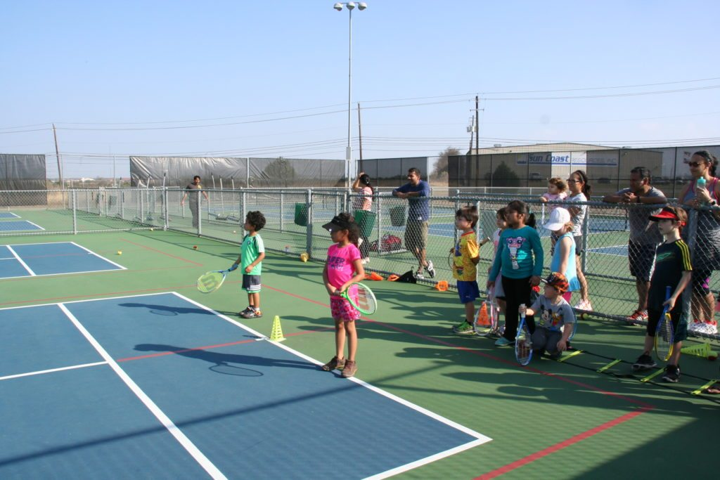 Family Tennis Play Days: Image #8