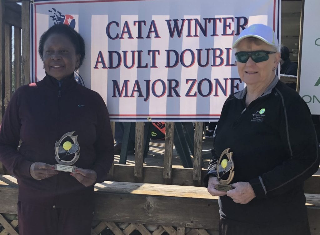 2019 CATA Winter Doubles  Major Zone: Image #47