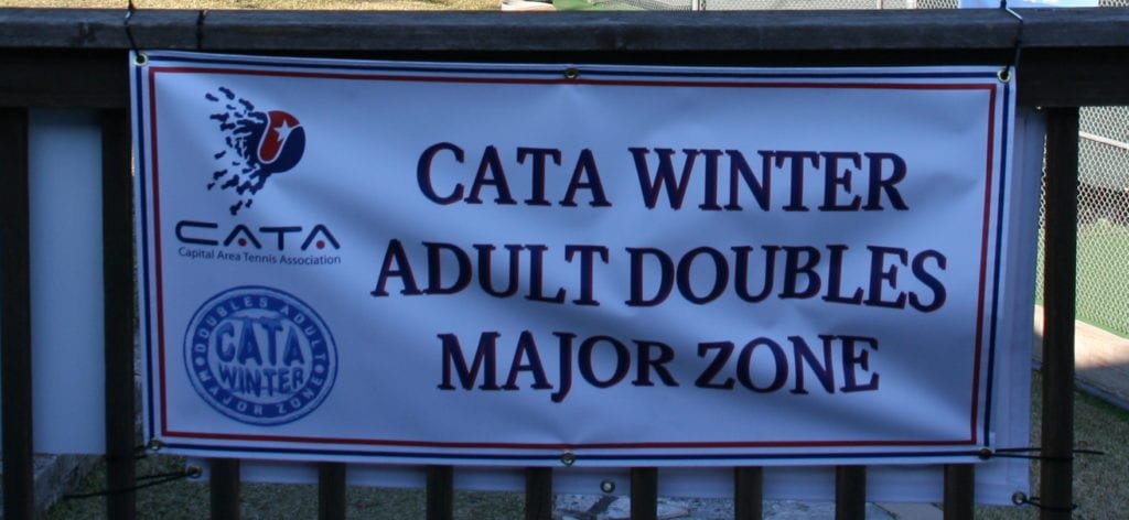 2019 CATA Winter Doubles  Major Zone: Image #0