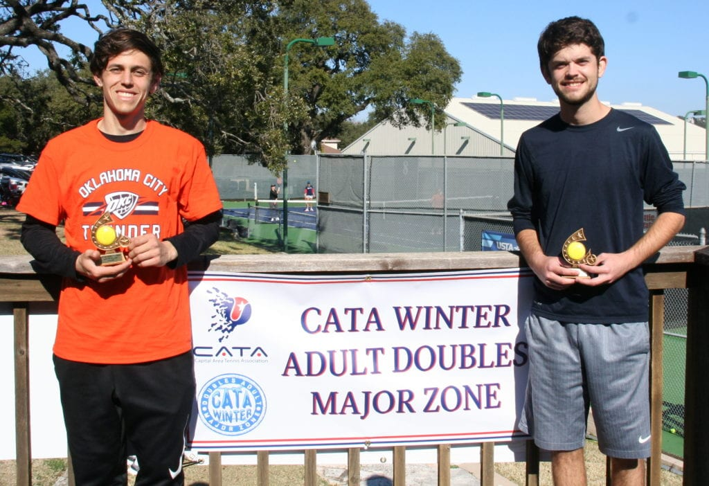 2019 CATA Winter Doubles  Major Zone: Image #20