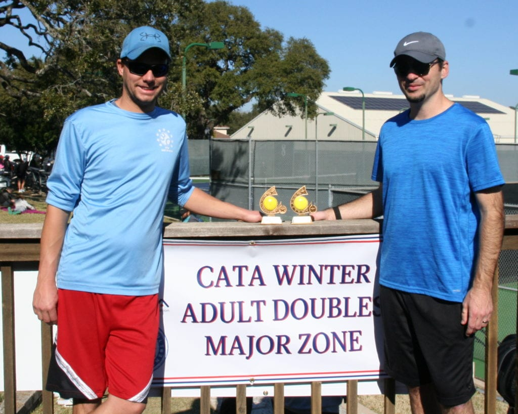 2019 CATA Winter Doubles  Major Zone: Image #19