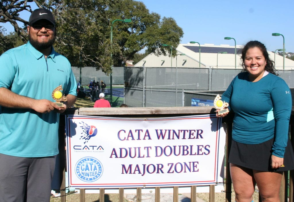 2019 CATA Winter Doubles  Major Zone: Image #18