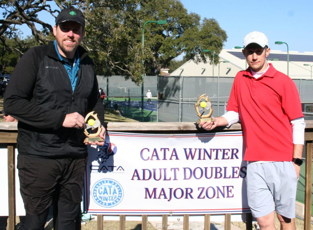 2019 CATA Winter Doubles  Major Zone: Image #16