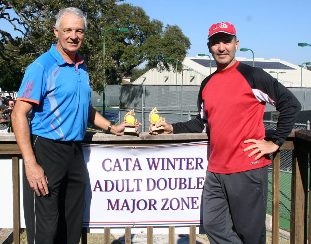 2019 CATA Winter Doubles  Major Zone: Image #14
