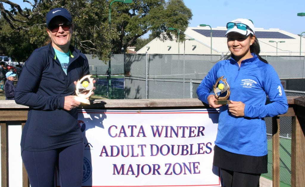 2019 CATA Winter Doubles  Major Zone: Image #11