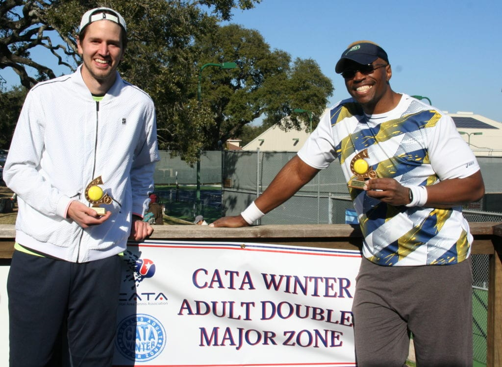 2019 CATA Winter Doubles  Major Zone: Image #2