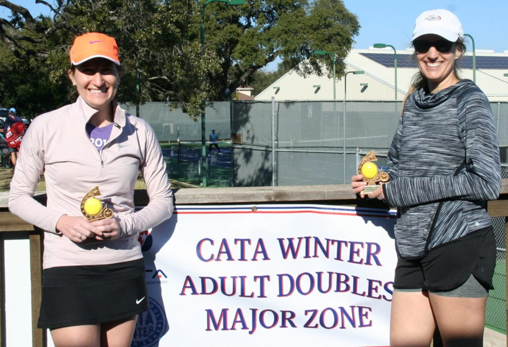 2019 CATA Winter Doubles  Major Zone: Image #8