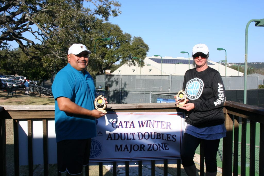 2019 CATA Winter Doubles  Major Zone: Image #23