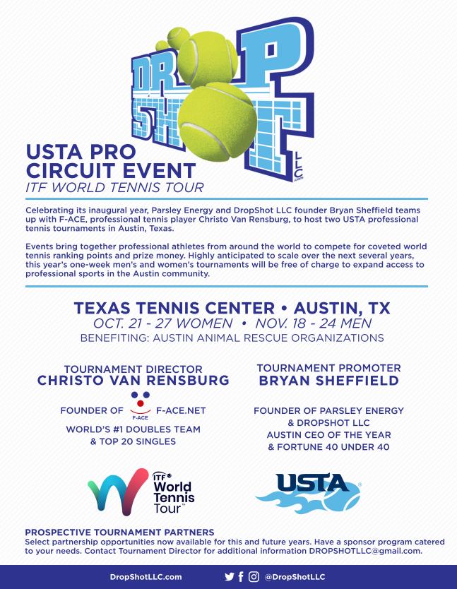 USTA Pro Circuit Event--ITF World Tennis Tour (Men) @ Texas Tennis Center