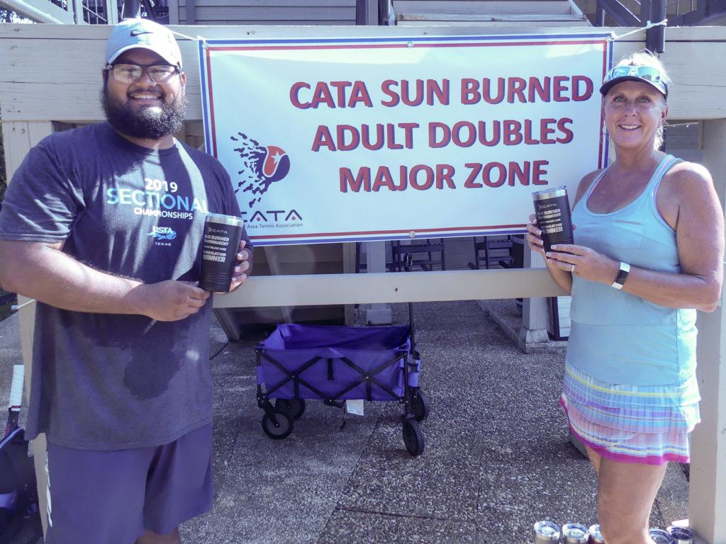 Sun Burned Doubles MZ Aug 2020: Image #0