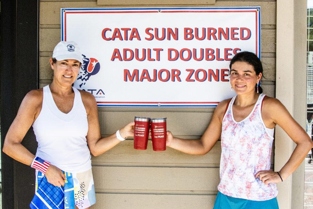 Sun Burned Doubles MZ Aug 2020: Image #17