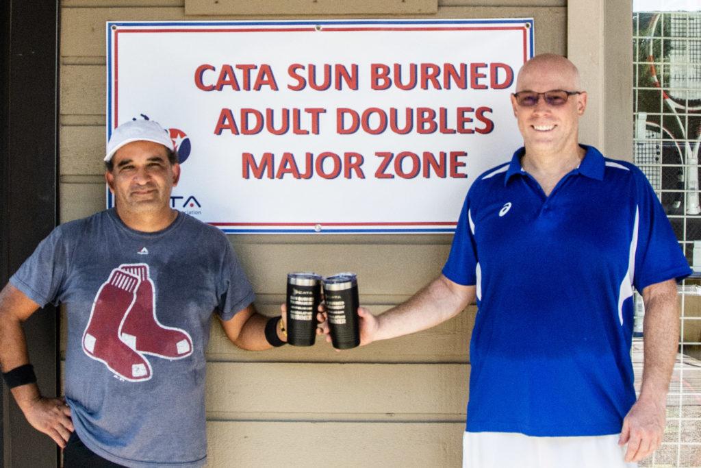 Sun Burned Doubles MZ Aug 2020: Image #16