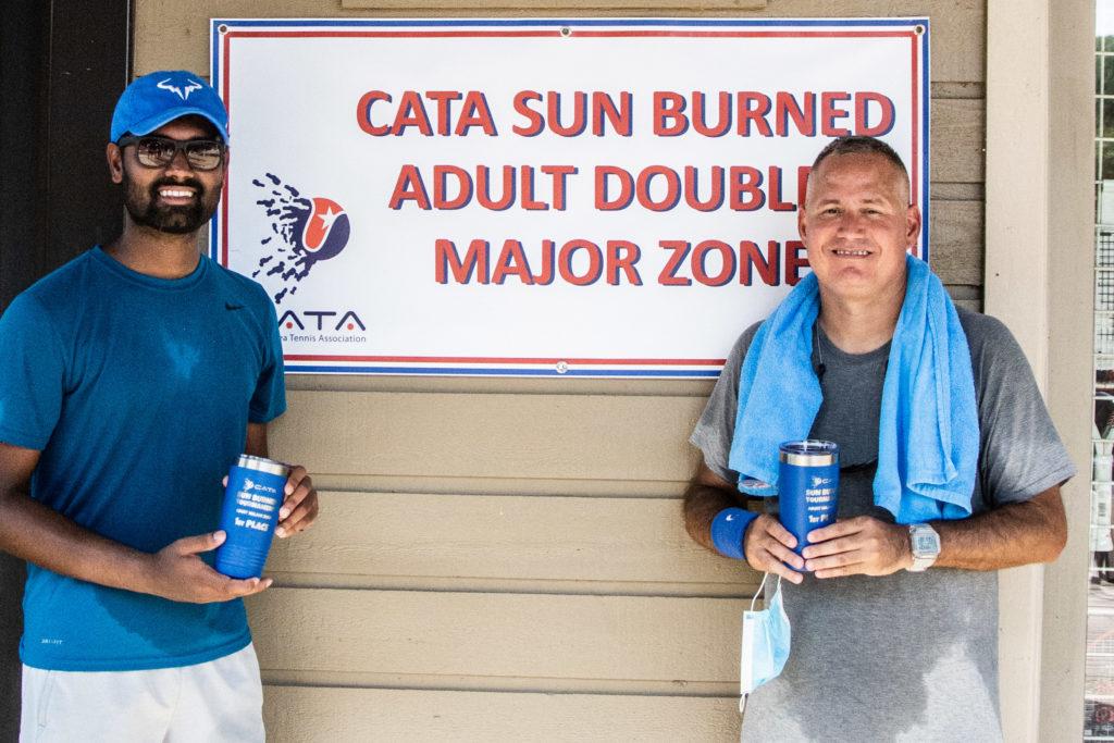Sun Burned Doubles MZ Aug 2020: Image #15