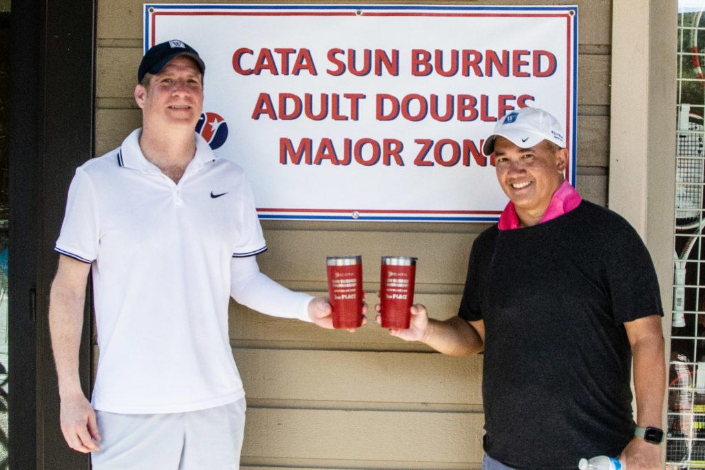 Sun Burned Doubles MZ Aug 2020: Image #7