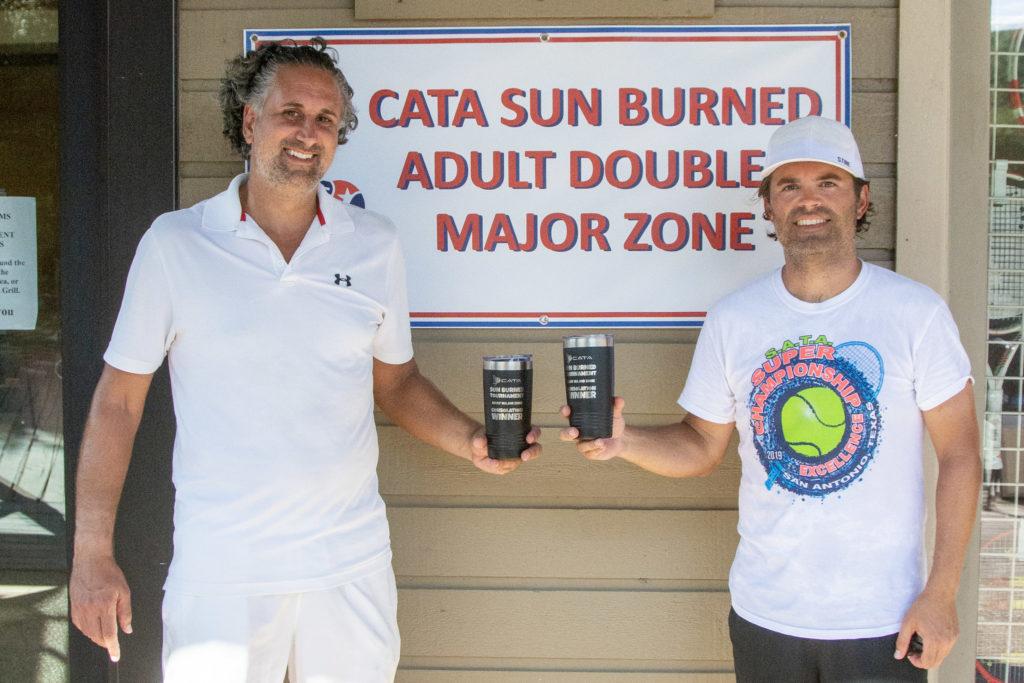 Sun Burned Doubles MZ Aug 2020: Image #8