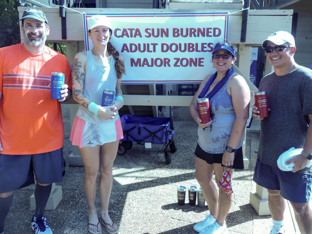 Sun Burned Doubles MZ Aug 2020: Image #36