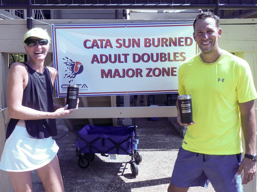 Sun Burned Doubles MZ Aug 2020: Image #37